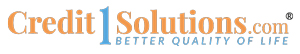 Credit1solutions.com Logo