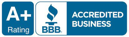 BBB Accredited Business Logo for Credit Repair Services
